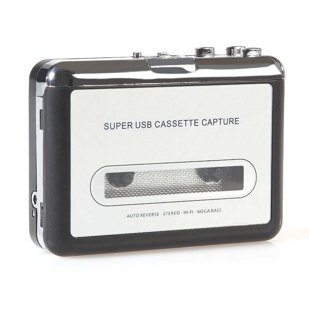 4. China Supply Handy USB Cassette Player